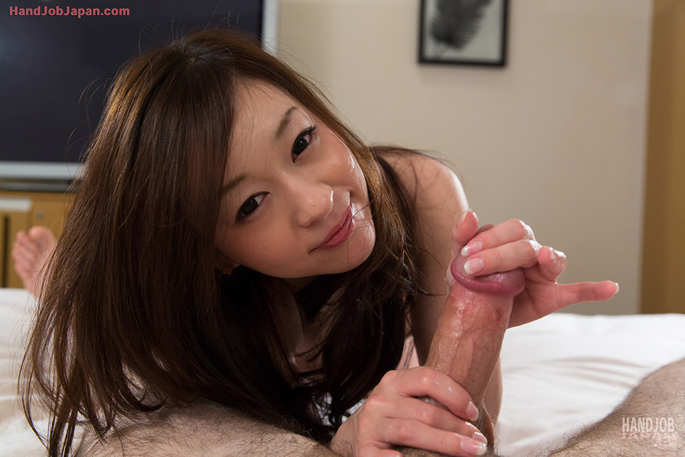 Asian kinky handjobs