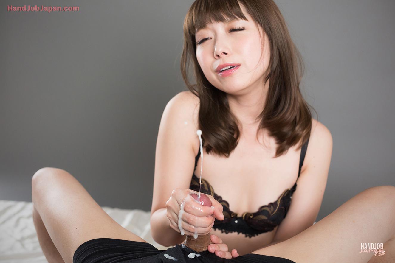 Handjob Japan Tsubaki Katou-9051