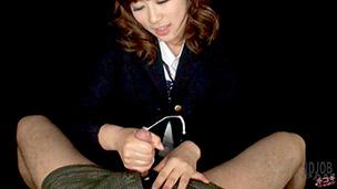 Nana Kimiki Handjob