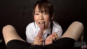 Ai Mizushima Handjob