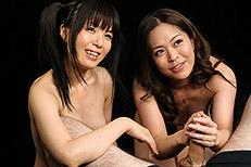 Mint Asakura Handjob