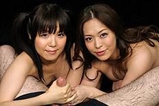 Sena Sakura Handjob