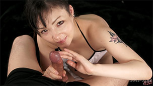 Yuu Tsuruno Handjob