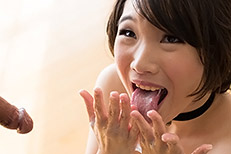 Akari Misaki Handjob