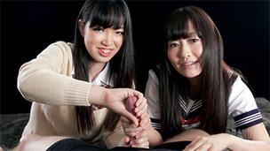 Neko Aino, Kanon Aoyama Handjob