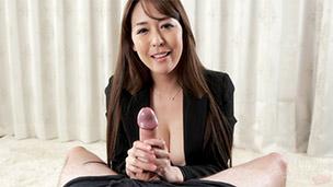 Akari Asagiri Handjob