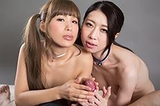 Natsume Hotsuki Handjob
