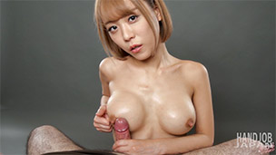 Nanako Nanahara Handjob